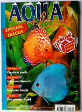 Aqua Plaisir N°30; Dossier Incubation Buccale/ Mon premier Lézard/ Discus