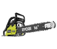 Ryobi RY3716 16 in. 37cc 2-Cycle Gas Chainsaw with Heavy-Duty Case