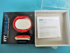 iFit Band and Clip **Accessory For iFit Active** (RED) **POD NOT INCLUDED** (E3)