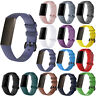 Soft Watch Band Replacement Silicone Bracelet Wrist Strap For Fitbit Charge 3