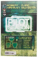 Pilot Season Declassified 2009 FN Hardcore Robert Kirkman Top Cow 1st printing