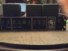 Groove Tubes STP-G 25 watt amp and preamp
