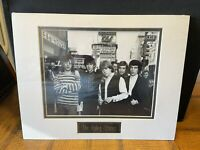 1960s ROCK n ROLL The ROLLING STONES Mick Jagger Framed Photo Print Sealed