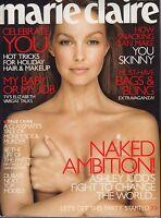 Marie Claire Magazine December 2006  Ashley Judd 071717nonjhe