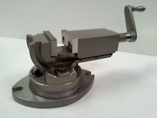 """Amadeal 2-way 2"""" Precision Swivel Milling Vice"""