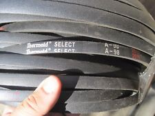 NEW! 10 PACK - Thermoid Select  A-98 2615  V-Belts - 10 Pack