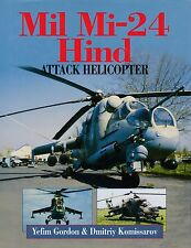 Mil Mi-24 Hind Attack Helicopter (Airlife) - New Copy
