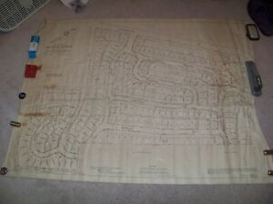1941 Brisbane Estates City of Plainfield Union County New Jersey F. A. Dunham