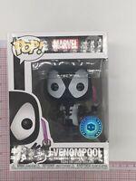Funko Pop! Marvel: Venompool #330 Back in Black Pop in a Box Exclusive O05