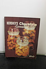 Hershey's Chocolate Cookbook by Ideals 1982 cookie cake pie recipes