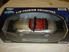 Motor Max, A BMW Z8 Roadster, with working features,  boxed, old shop stock.