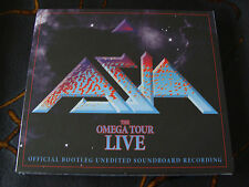 Slip Double: Asia : Omega Tour London 2010 Remastered Limited Ed 100
