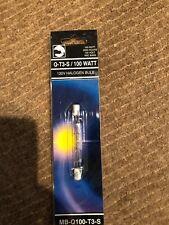 Q-T3-S 100 Watt Halogen Light Bulb from Black Point Products