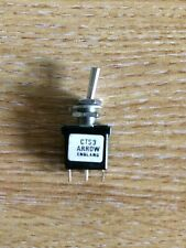 Arrow CTS3 Toggle Switch