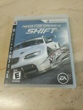 Need For Speed Shift PlayStation 3 PS3