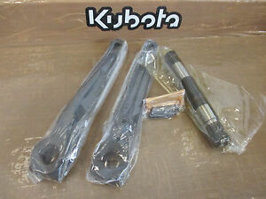 ARM LIFT KIT HYDRAULIC ORIGINAL KUBOTA B-SERIES h6710-99200 (MAKE AN OFFER!!!)