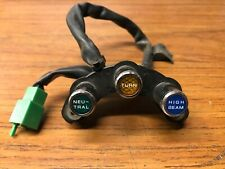 D-1996 Honda Magna VF750 Pilot Box Assembly Indicator Lights 37600-MZ5-910