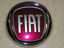 FIAT 500 ALBEA DOBLO PANDA BRAVO FRONT GRILLE BONNET EMBLEM BADGE LOGO