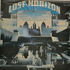 "OST - SOUNDTRACK - LOST HORIZON - DIMITRI TIOMKIN 12"" LP (M787)"
