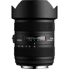 Sigma  12-24 mm II DG HSM  Objektiv für Canon EOS Demo-Ware neuwertig