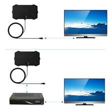 Antenna Tv Digital Hd 300 Mile Range Indoor 1080P 4K 16ft Coax Cable Accessories
