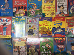 18 x Early Readers Age 6 - 9 Job Lot Bundle #1
