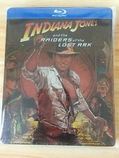 Indiana Jones  And The Raiders Of The Lost Ark Steelbook Blu Ray