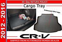 Genuine OEM Honda CR-V Cargo Tray 2012 - 2016      (08U45-T0A-100)