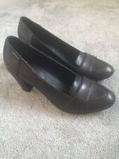 Camper Leather Court Shoes Size UK 6 EUR 39