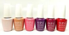 OPI Soak-Off Nail Gel Polish New Orleans #1 Collection 6 Color Set