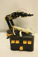 RAPID ROBOTIC ROBOT ARM KIT WIRED CONTROL
