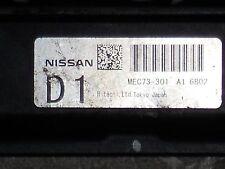 2007 Nissan Titan ECM ECU Computer MEC73-301