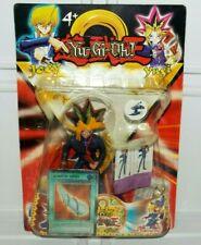 Yu-Gi-Oh! Yugioh! Yugi Action Figure Dark Magician Girl With Horn of Light Card