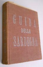 GUIDA DELLA SARDEGNA STAMPATO A CAGLIARI NEL 1951            2/17