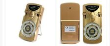 SAMICK SDM-300 Digital Quartz Metronome with Volume Control Gold color  intelli