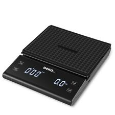 Electronic Coffee Scale Weighting Instrument Display Kitchen Measuring Equipment