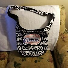 LOS ANGELES CLIPPERS HAND BAG - WOMENS ACCESSORY - ROBIN RUTH - NEW