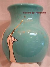 DISNEY AUCTIONS EXCLUSIVE TINKER BELL VASE LIMITED EDITION 250 TINKERBELL LOVELY
