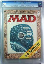 Mad #26 (EC 10-11/55) CGC 7.5 VF- Comic Magazine – Alfred E Neuman