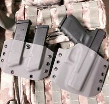 KYDEX GLOCK 17 HOLSTER RH TACTICAL