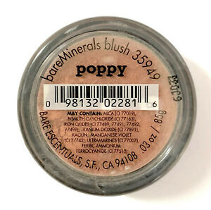 bareMinerals Loose Power Blush - Poppy   0.85 g / 0.03 oz