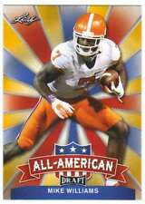 2017 Leaf Draft Football All-American Gold #AA-15 Mike Williams
