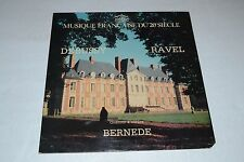 Musique Francaise Du 20e Siecle~Debussy~Ravel~Cybelia~IMPORT~FAST SHIPPING