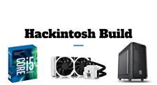 Assemblaggio ed Installazione Mac Os Hackintosh