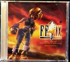 Uematsu's Best Selection: Music From the Final Fantasy IX Video Game (CD, 2000)