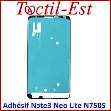 Adhésif Autocollant Sticker Avant pour Samsung Galaxy Note 3 Neo Lite N7505