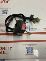 1998 yamaha yzf600r R6 RIGHT CLIP ON HANDLE KILL OFF START SWITCH SWITCHES