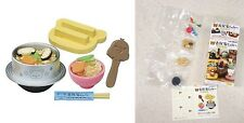 Rilakkuma Welcome to Old Japanese-Style House Cafe! #3 Re-Ment San-X Licensed NW
