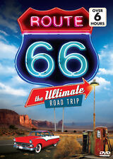 Route 66: The Ultimate Road Trip DVD