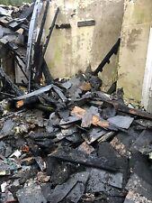 Boleskine House Burnt Wood #Crowley #Occult #Thelema #Led Zeppelin